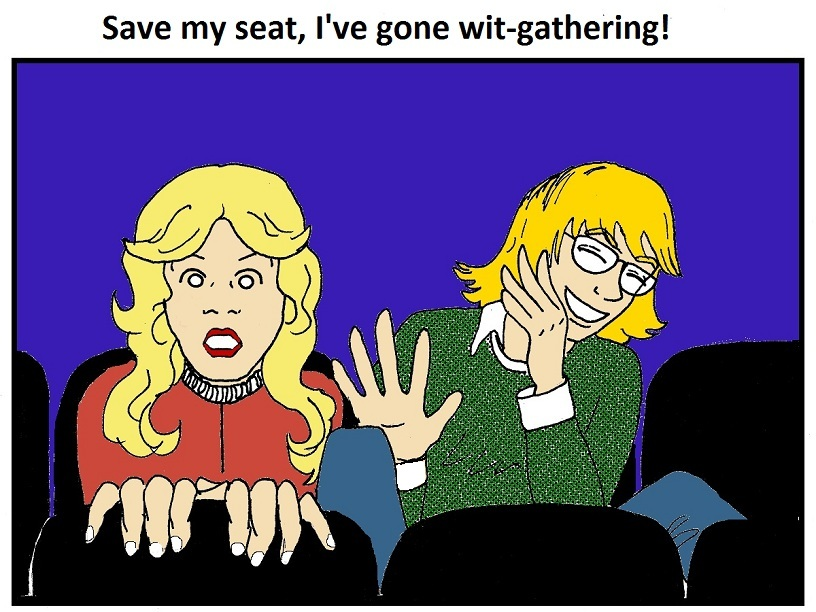 Save my seat again!