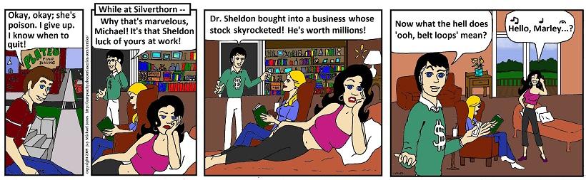 Sheldon luck